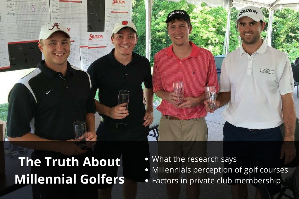 The Truth About Millennial Golfers