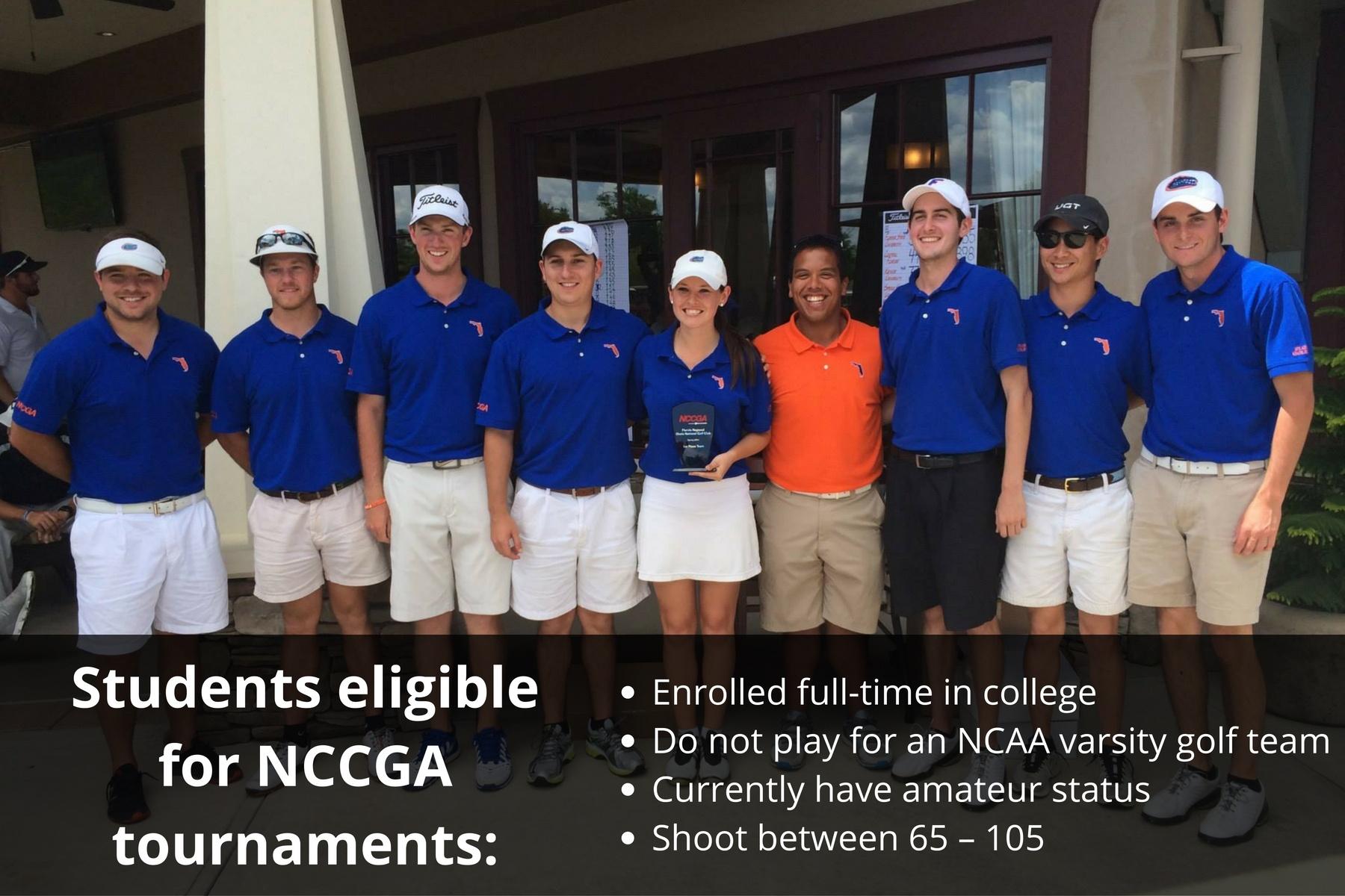Florida club golf team
